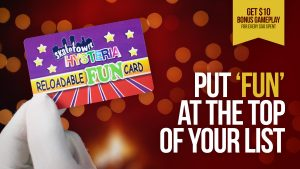 Skatetown Hysteria Holiday Gift Card Offer