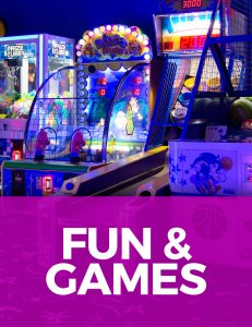 Fun & Games at Skatetown Hysteria