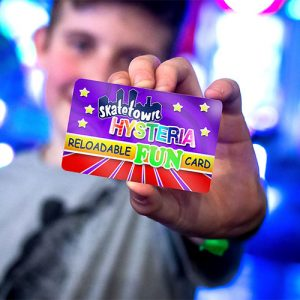 Skatetown Hysteria's All-Access Pass