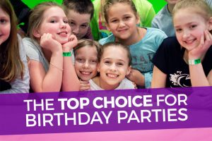 Birthday Parties at Skatetown Hysteria