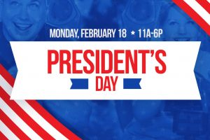 President's Day at Skatetown Hysteria