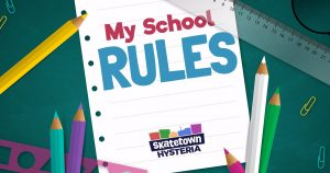 My School Rules Promotionq