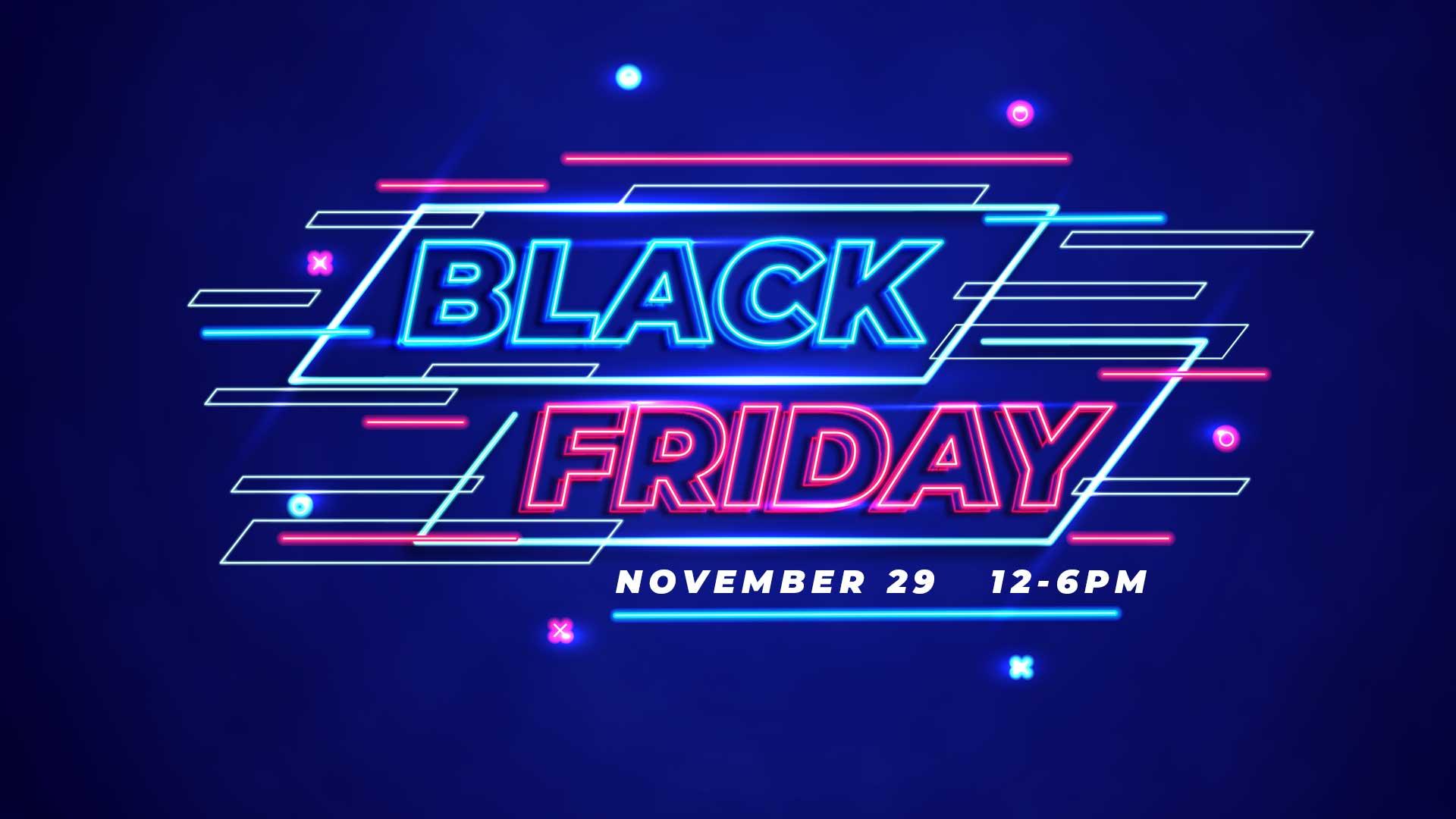 Black Friday at Skatetown Hysteria