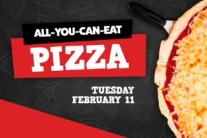 All-You-Can-Eat Pizza Night at Skatetown Hysteria